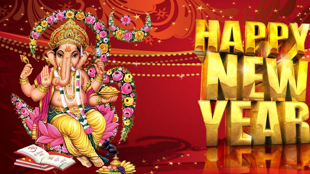 поздравление индийские гости новый