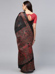 black-red-printed-bhagalpuri-saree-size-onesize2