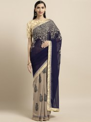 blue-beige-poly-georgette-embroidered-saree-triveni1