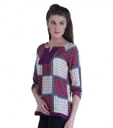 dj-c-burgundy-block-print-top-l-colour-cream-1200-2