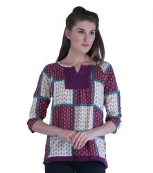 dj-c-burgundy-block-print-top-l-colour-cream-1200
