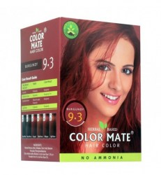 herbal-based-hair-color-burgundy-9-3-color-mate-kraska-dlya-volos-na-osnove-khny-burgundi-9-3-kolor-mejt-5-paketikov-po-15-g