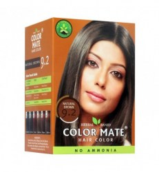 herbal-based-hair-color-natural-brown-9-2-color-mate-kraska-dlya-volos-na-osnove-khny-naturalnyj-korichnevyj-9-2-kolor-mejt-5-paketikov-po-15-g