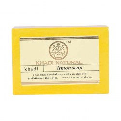 lemon-handmade-herbal-soap-with-essential-oils-khadi-natural-limon-mylo-ruchnoj-raboty-s-efirnymi-maslami-kkhadi-125-g