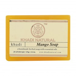 mango-handmade-herbal-soap-with-essential-oils-khadi-natural-mango-mylo-ruchnoj-raboty-s-efirnymi-maslami-kkhadi-125-g