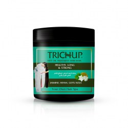 trichup-hair-mask-healthy-long-strong-hot-oil-treatment-vasu-trichup-maska-dlya-volos-zdorovye-dlinnye-i-silnye-obogashchena-gotukoloj-khnoj-i-zhasminom-chernaya-banka-500-ml