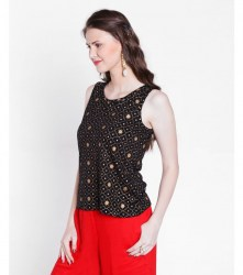 srishti-gold-print-sleeveless-top-xl-colour-black-1050-1