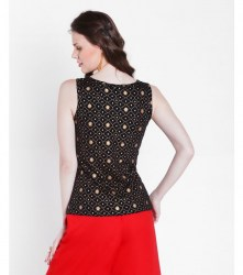 srishti-gold-print-sleeveless-top-xl-colour-black-1050-3